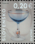 [Definitives - Slovak Applied Arts - Glassware, type AED]