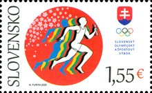 [The 32nd Summer Olympic Games - Tokyo, Japan, type AEJ]