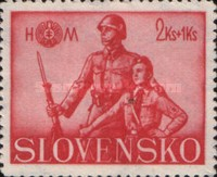 [Aid for the Hlinka Youth Society, type AF2]