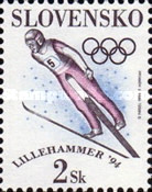 [Winter Olympic Games - Lillehammer, type CZ]