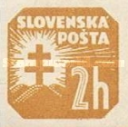 [Newspaper Stamps, type N]