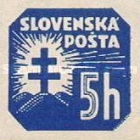[Newspaper Stamps, type N1]