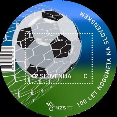 [The 100th Anniversary of Football in Slovenia, type ]
