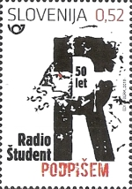 [The 50th Anniversary of Radio Student, type AQZ]