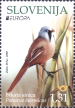 [EUROPA Stamps - National Birds, type ARQ]