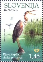 [EUROPA Stamps - National Birds, type ARR]