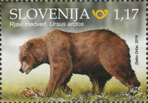[Fauna - Brown Bear, type ARV]