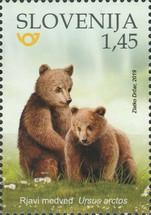 [Fauna - Brown Bear, type ARX]