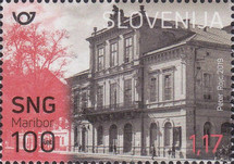 [The 100th Anniversary of the Slovene National Theater in Maribor, type ARZ]