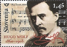 [Personalities - Hugo Wolf, 1860-1903, type ASN]