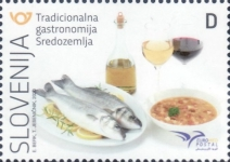 [EUROMED Issue - Gastronomy in the Mediterranean, type ATP]