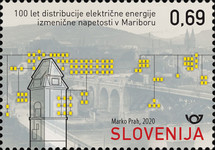 [The 100th Anniversary of Maribor Electricity System, type ATX]