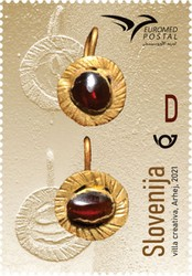 [EUROMED Issue - Traditional Mediterranean Jewelry, type AVM]