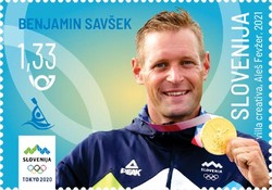 [2020 Japan Summer Olympic Games Gold Medal Winners, type AVY]