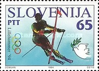 [Winter Olympic Games - Lillehammer, Norway 1994, type BL]
