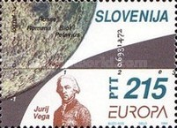 [EUROPA Stamps - Great Discoveries, type BP]