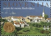 [The 500th Anniversary of Radovljica, type DB]
