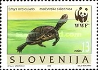 [WWF - European Pond Tortoise, type DN]