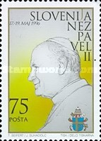[Pope John Paul II, type EA]