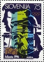 [Winter Olympic Games - Atlanta, United States 1996, type ED]