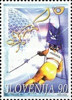 [The 35th Golden Fox World Ski Cup Competition for Women, type GO]