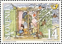 [New Year and Christmas Stamps, type GP]