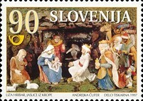 [New Year and Christmas Stamps, type GQ]