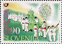 [EUROPA Stamps - Festivals and National Celebrations, type HC]