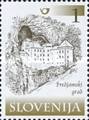 [Castles and Manors in Slovenia, type JS]