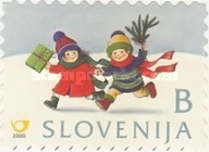 [Christmas and New Year Stamps, type KW1]