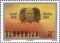 [Prominent Slovenes - Jozef Stefan, tip Y]