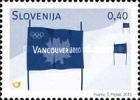 [Winter Olympic Games - Vancouver, Canada, type YI]