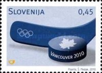 [Winter Olympic Games - Vancouver, Canada, type YJ]