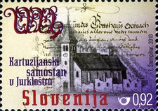 [Monastery of Carthusian Monks in Jurkloster, type YR]