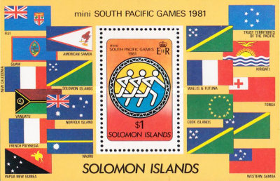 [Mini South Pacific Games, type ]