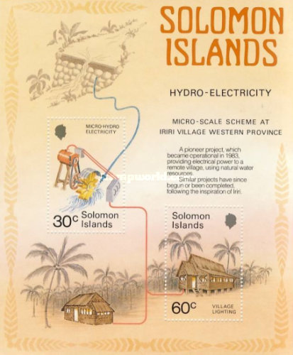 [Village Hydro-electric Schemes, type ]