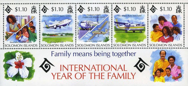 [International Year of the Family, Typ ]