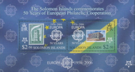 [The 50th Anniversary (2006) of the First EUROPA Stamps, Typ ]