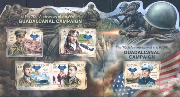 [World War II - The 70th Anniversary of the Guadalcanal Campaign, Typ ]