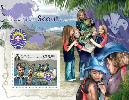 [Scouts - The Asia-Pacific Scout Region, Typ ]