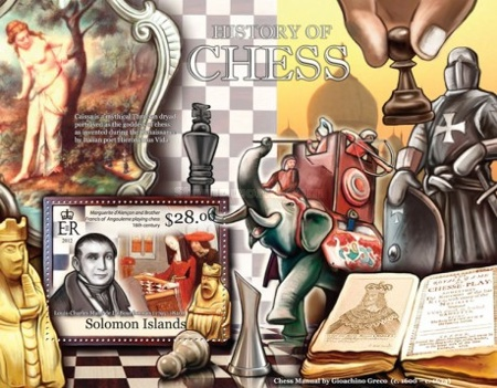 [History of Chess, Typ ]