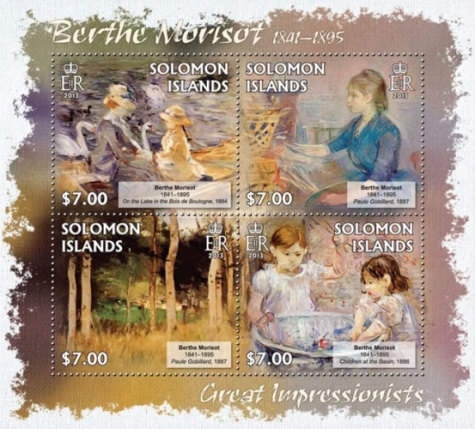 [Paintings by Berthe Morisot, 1841-1895, Typ ]