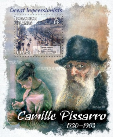 [Paintings by Camille Pissarro, 1830-1903, type ]