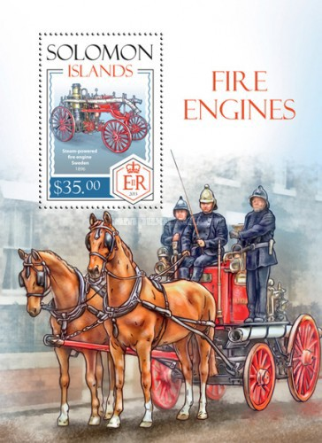 [Historical Fire Engines, Typ ]
