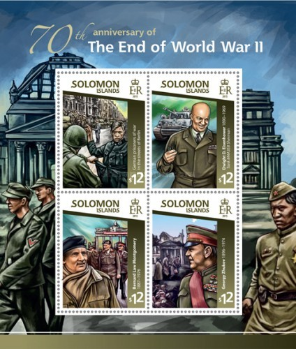[World War II - The 70th Anniversary of the End of the Second World War, type ]