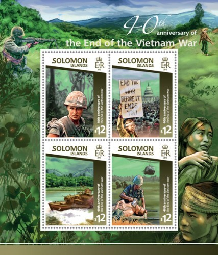 [The 40th Anniversary of the End of the Vietnam War, type ]