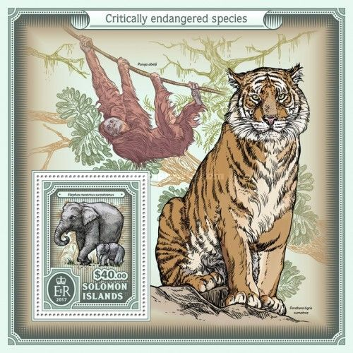 [Fauna - Critically Endangered Species, type ]