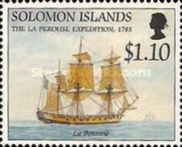 [Loss of the La Perouse Expedition, Santa Cruz Islands, 1788, type AAY]