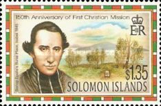 [The 150th Anniversary of First Christian Mission, type ACT]