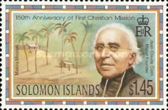 [The 150th Anniversary of First Christian Mission, type ACU]